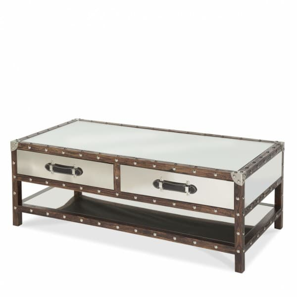 Коктейльный столик- сундук