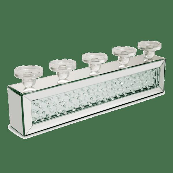 Подставка кубическая для 5 свечей