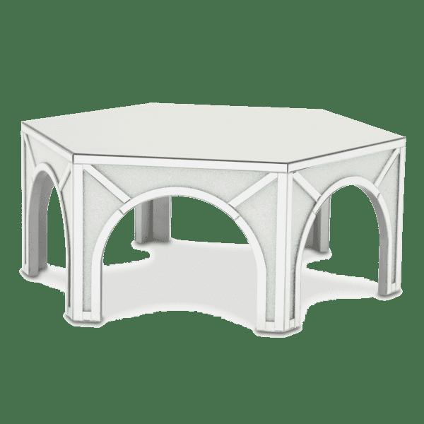 Журнальный стол Hexagonal