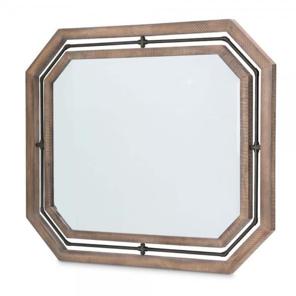 Зеркало Октагон для Сайдборда/Сервисной тумбы