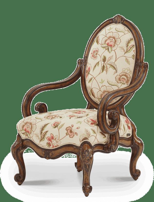 Кресло акцентное обивка Spring