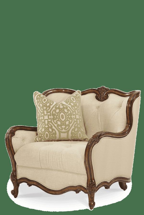 Кресло для чтения Бисквит