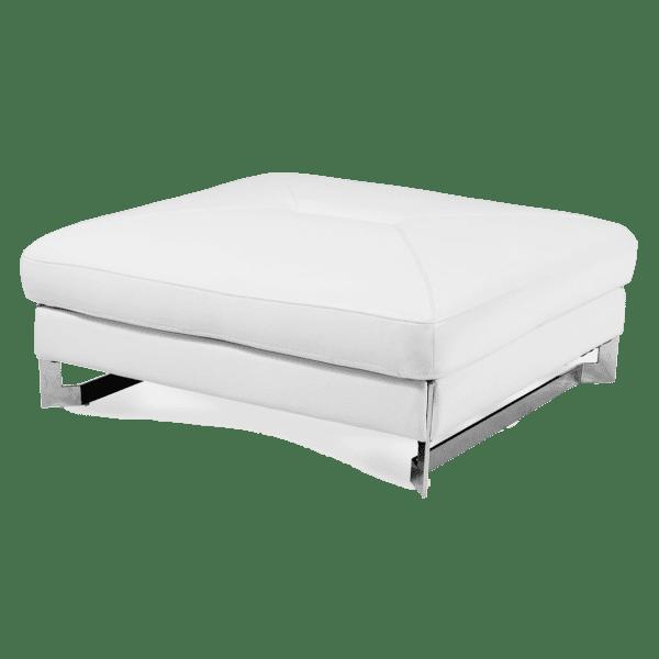 Marco отоманка - журнальний столик, White