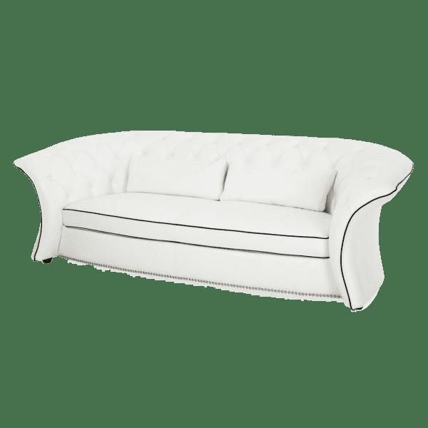 Molisa софа стандарт, White
