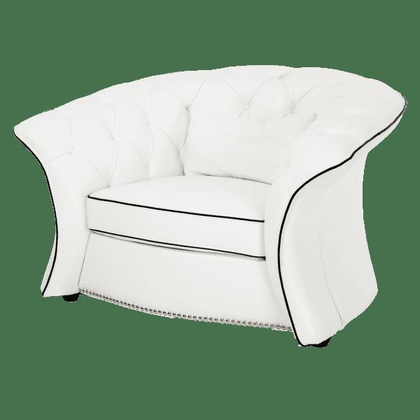 Molisa кресло, White