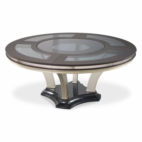 Обеденный стол круглый Caviar