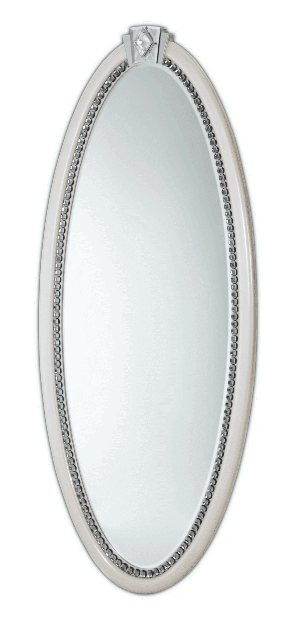 Зеркало настенное овальное