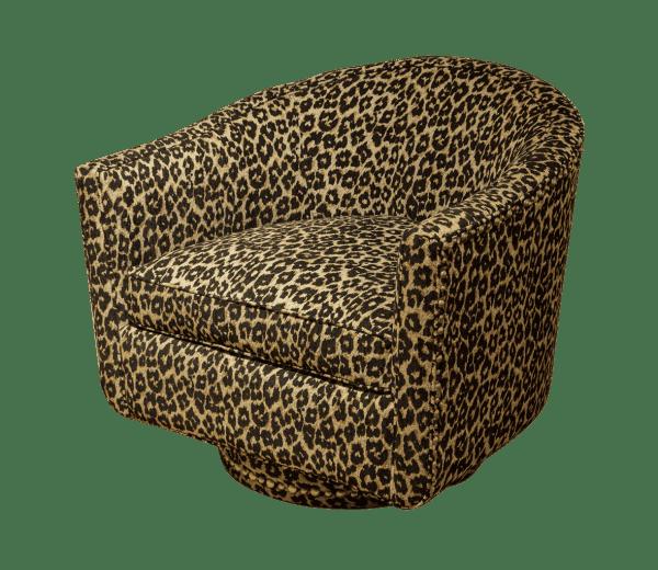Кресло поворотное цвет Jaguar