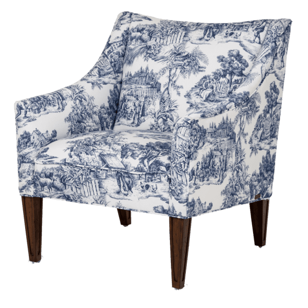 Кресло акцентное Natural/Cream