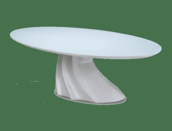 Cosmo Овальный  журнальный стол