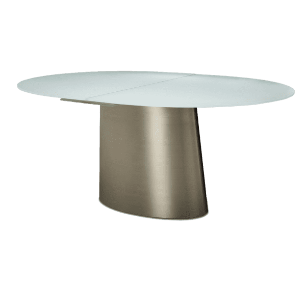 Halsted Овальный обеденный стол