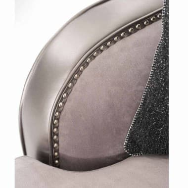 Секционный диван (обивка SILVR)