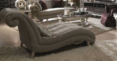 Кресло-отоманка обивка Jaguar