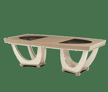Прямоугольный Обеденный стол, длина в разложенном виде 321 см