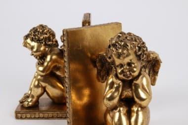 Декоративная опора для книг Ангел