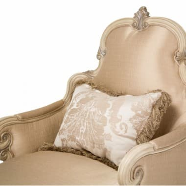 Кресло-отоманка Chaise Champagne