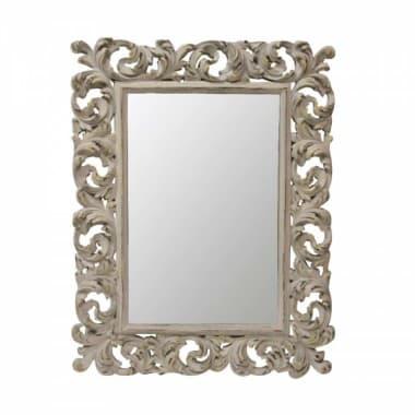 """Зеркало Ti Amo """"white vintage"""""""
