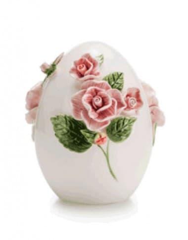 Коллекционая декорация Яйцо, 11 см, ручная роспись