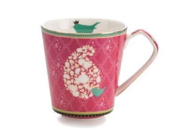 Кружка чайная 300 мл, малина