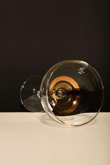 SPKSY Бокал для шампанского Антуанетта, 250 мл, набор 2 шт