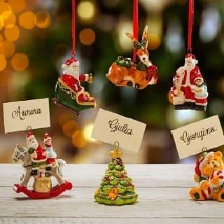 Набор настольных подарочных украшений