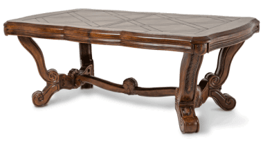 Прямоугольный Обеденный стол длина в разложенном виде 376 см