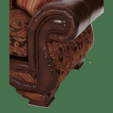 Софа BRICK комбинированные сиденья