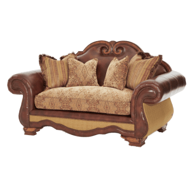 Loveseat  Spice комбинированные сиденья