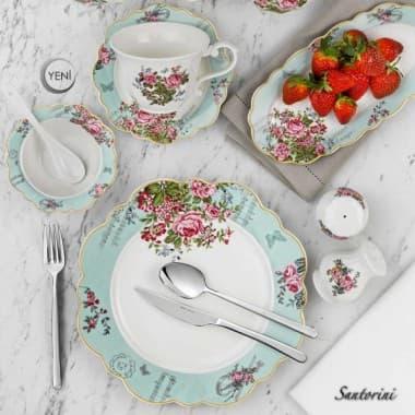Набор для завтрака SANTORINI 36 предметов