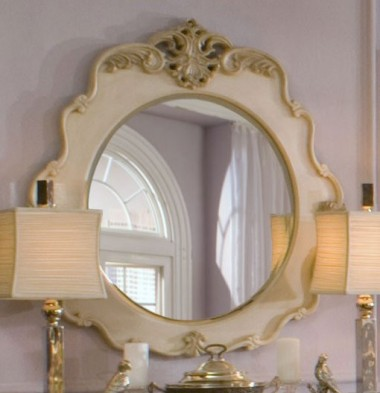 Зеркало для консоли