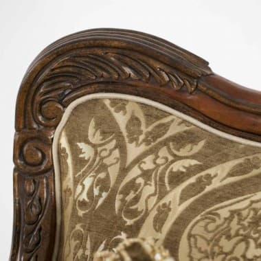 Кресло для чтения в деревянной раме, Antic Golg