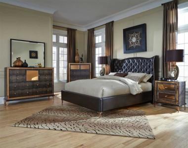 Кровать модульная размер Queen цвет Ganash