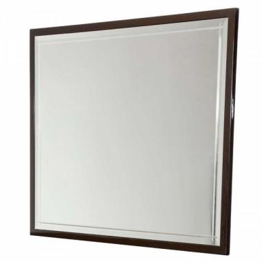 Прямоугольное зеркало для комода