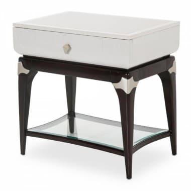 Прямоугольный приставной столик