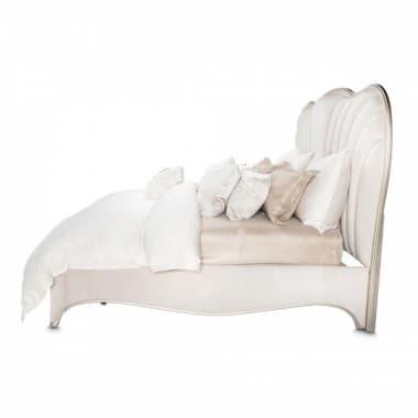 Кровать размер Eastern King, цвет Creamy Pearl