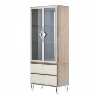 Высокий посудный шкаф/Дисплей-кабинет Pearl