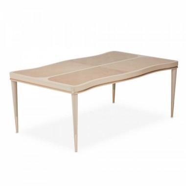 Прямоугольный обеденный стол (включая вставки 2*61 см)