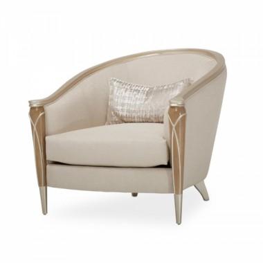Кресло для беседы, цвет Карамель, обивка PEARL