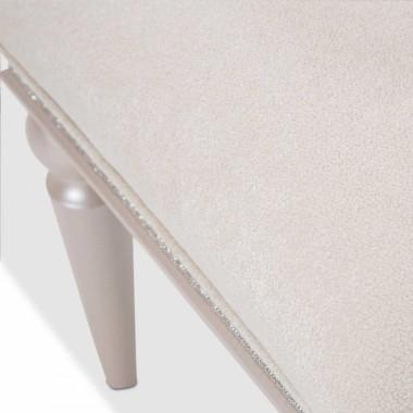 Пуфик для туалетного столика Platinum