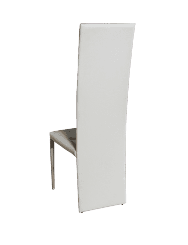 Стул с высокой спинкой