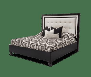 Кровать Cal King Platform Black Ice