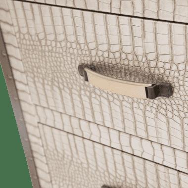 Прикроватная тумбочка Амазонский крокодил