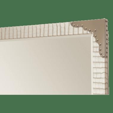 Зеркало для комода Амазонский крокодил, чеканка