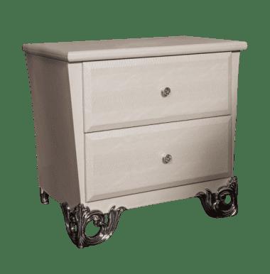 Прикроватная тумбочка Creamy Pearl