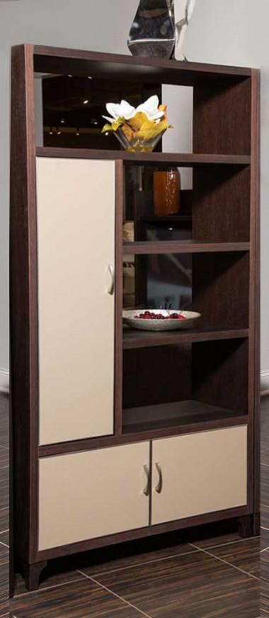 Книжный шкаф, ящик слева