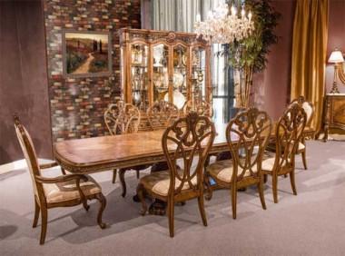 Прямоугольный Обеденный стол Ginger
