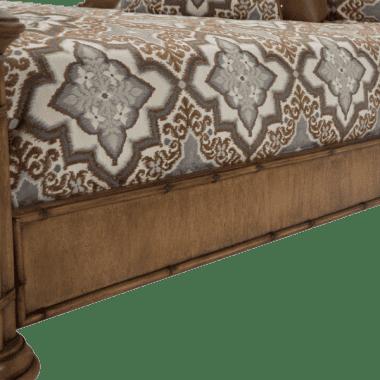 Кровать с балдахином размер Cal. King