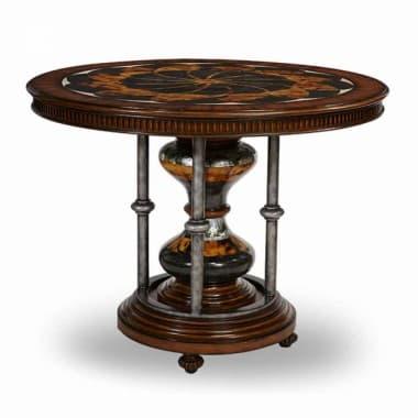 Входной стол Песочные часы