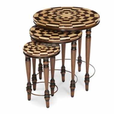 3 столика Каса