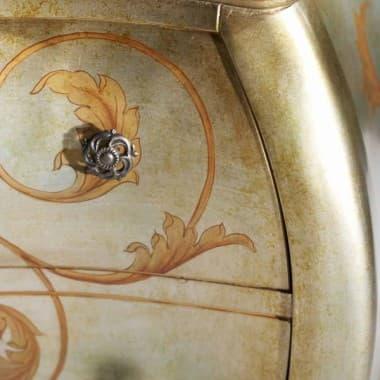 Комод для хранения Людовик XIV короткий
